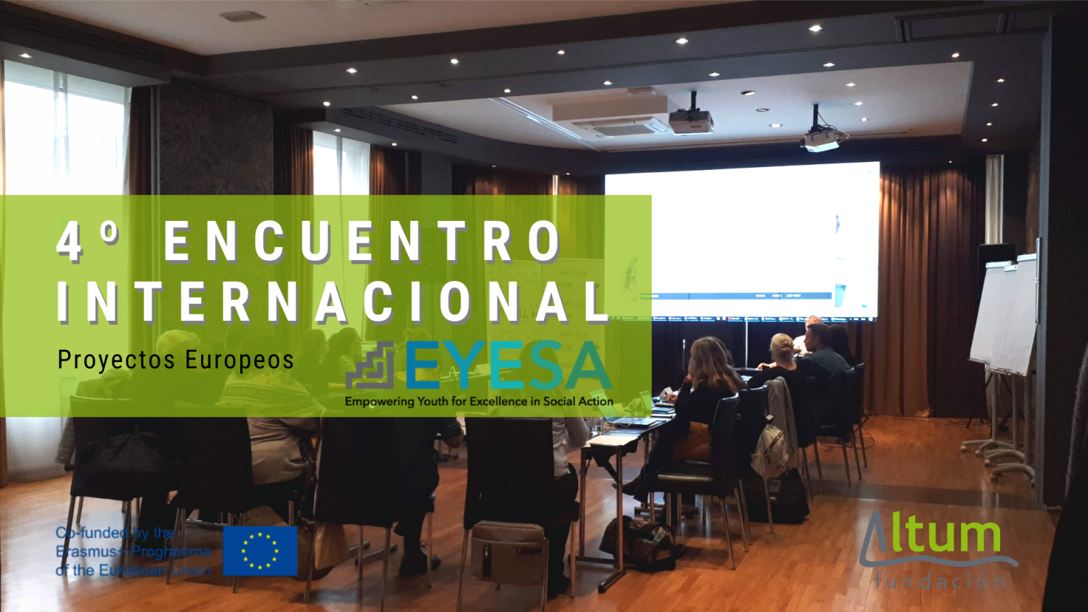 EYESA final transnational meeting