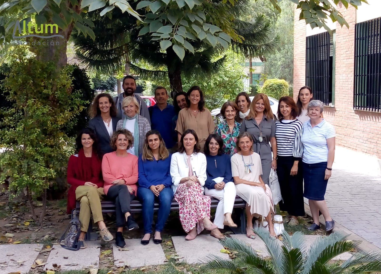 Talento solidario: workshop en Sevilla