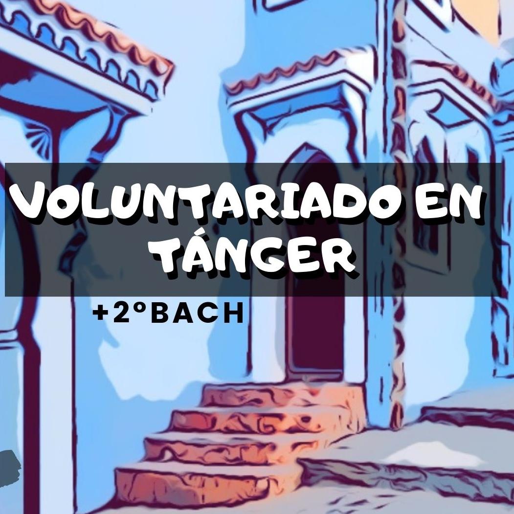 Campamentos de verano 2019 – Voluntariado en Tánger